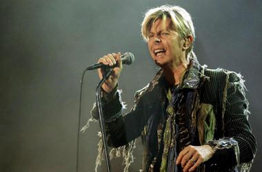 David Bowie Lives On Nightflight