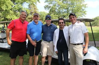 98.5 WNCX Golf Classic Team Photos - September 15, 2017