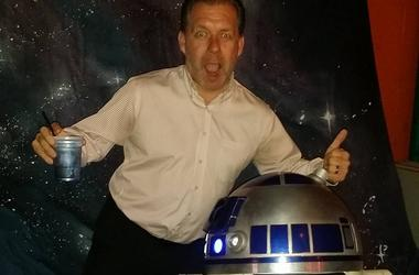 Holyko With R2D2