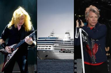 Megadeth x Jon Bon Jovi