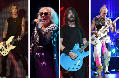 Duff McKagan, Debbie Harry, Dave Grohl, Flea, and more weigh in on 'Punk' music in upcoming Epix docuseries