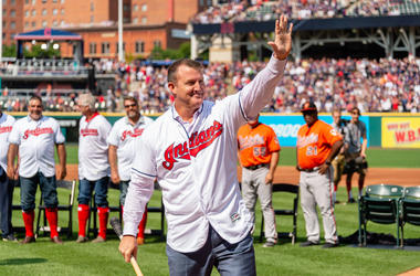 Jim Thome parade Cleveland