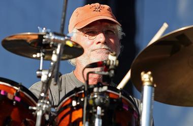 Drummer Bill Kreutzmann