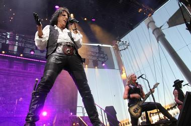 Alice Cooper at Jacobs Pavilion at Nautica Cleveland 2019