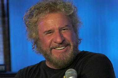 Sammy Hagar and The Circle