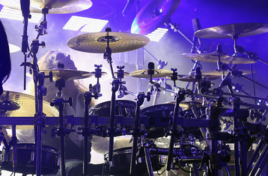 Trans-Siberian Orchestra drummer Jeff Plate