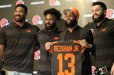 The Cleveland Browns Big 4