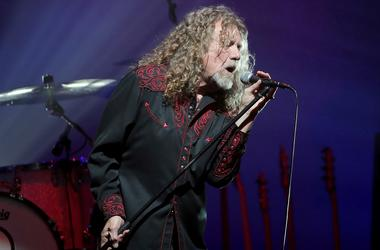 Robert Plant birthday