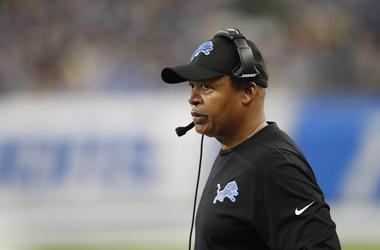Former Detroit Lions head coach Jim Caldwell