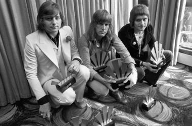 Greg Lake, Keith Emerson and Carl Palmer