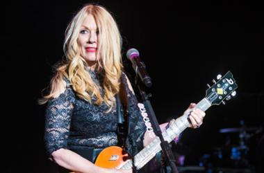 Nancy Wilson of Heart