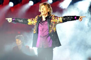 Rolling Stones Concert Setlist