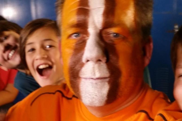 Mike Holyko Browns Fan