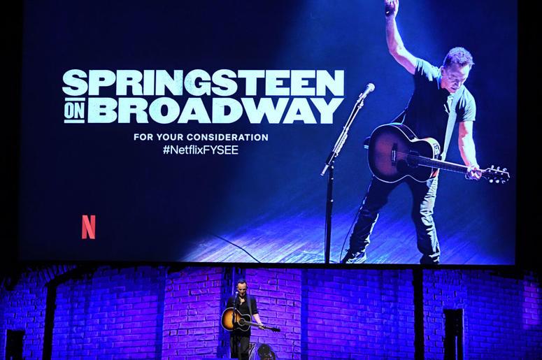 Will Bruce Springsteen Win EGOT? | 98 5 WNCX