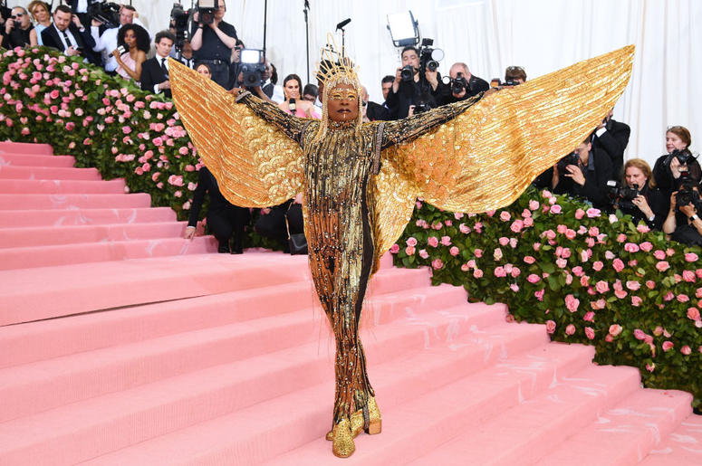 Billy Porter attends The 2019 Met Gala