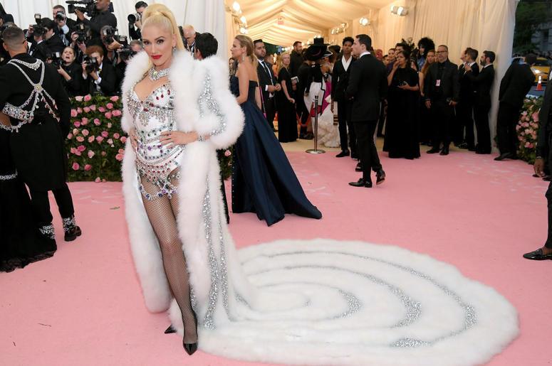Gwen Stefani attends The 2019 Met Gala