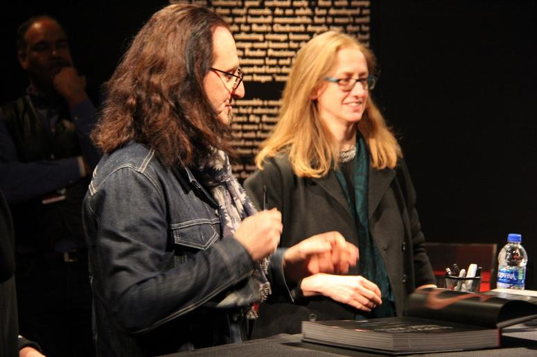 Rush Fan Day with Geddy Lee & Alex Lifeson at The Rock Hall