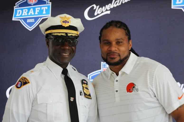 2021 NFL Draft Press Conference Photos