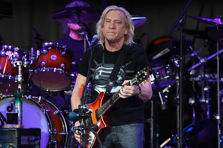 Joe Walsh performs
