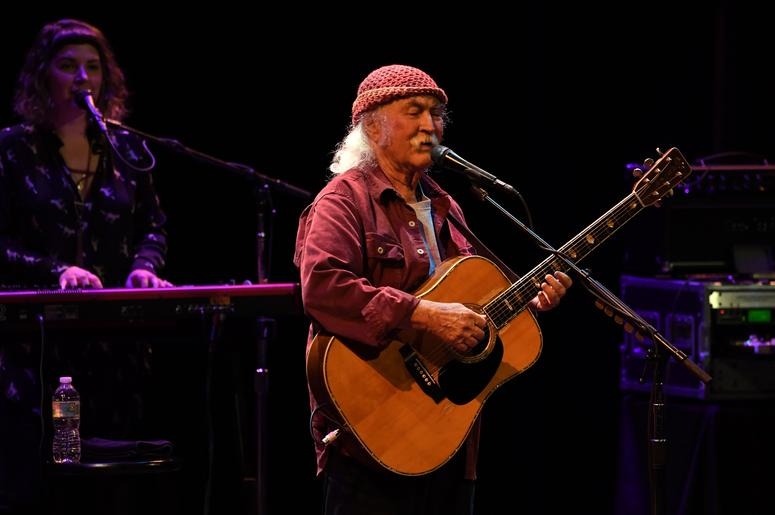 David Crosby birthday
