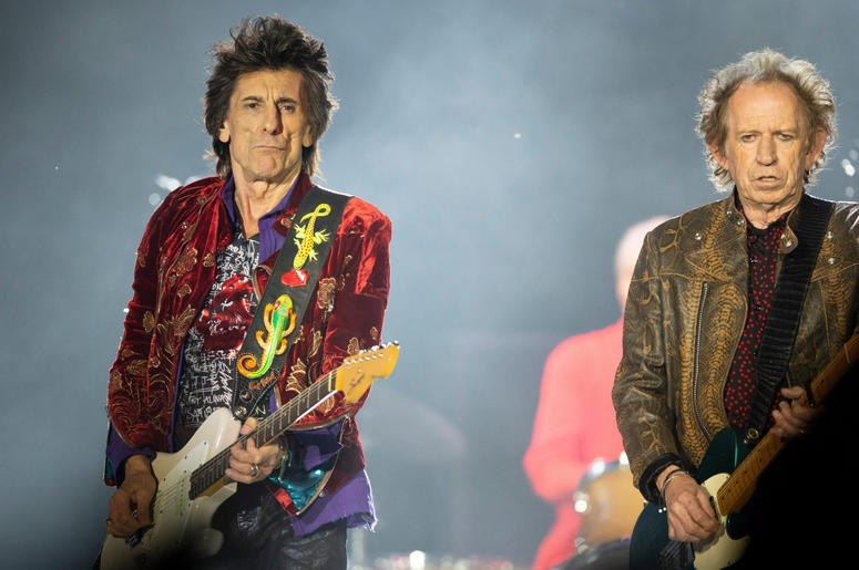 The Rolling Stones Kick Off No Filter Tour in Chicago: Photos, Video