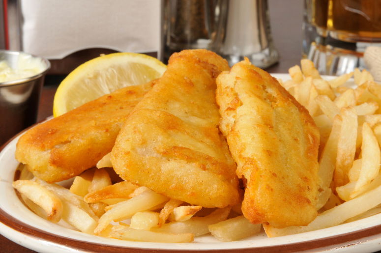 Cleveland fish fries