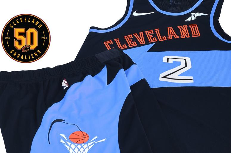 check out 5ae60 8d116 Michael Stanley Cleveland Cavaliers Classic Edition Video ...