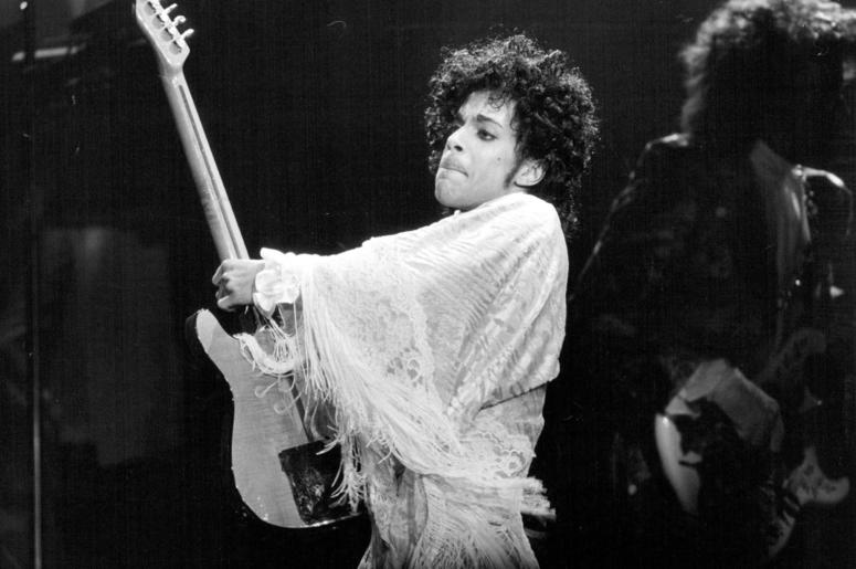 Prince Rogers Nelson