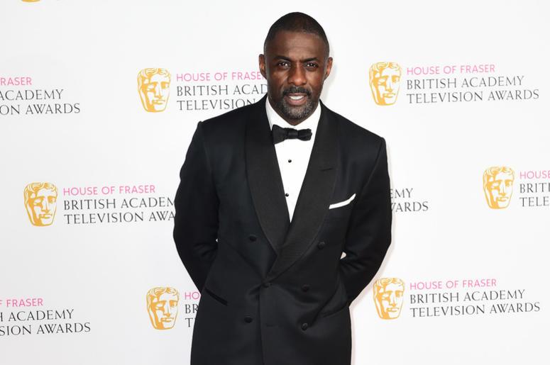 Idris Elba during the House of Fraser BAFTA TV Awards 2016 at the Royal Festival Hall, Southbank, London.