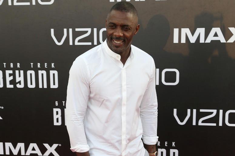"Idris Elba. ""Star Trek Beyond"" San Diego Premiere held at Embarcadero Marina Park South."