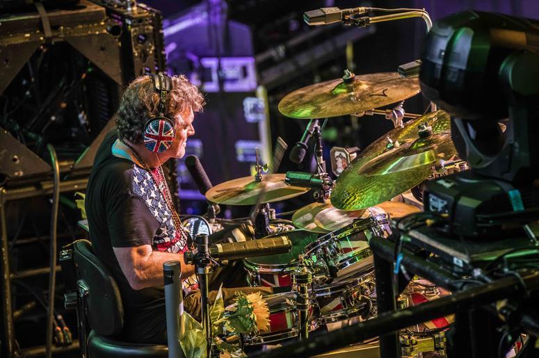 Rick Allen from Def Leppard