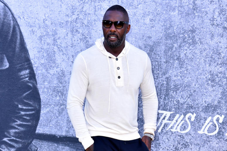 Idris Elba attending the premiere of Yardie at the BFI Southbank, London.