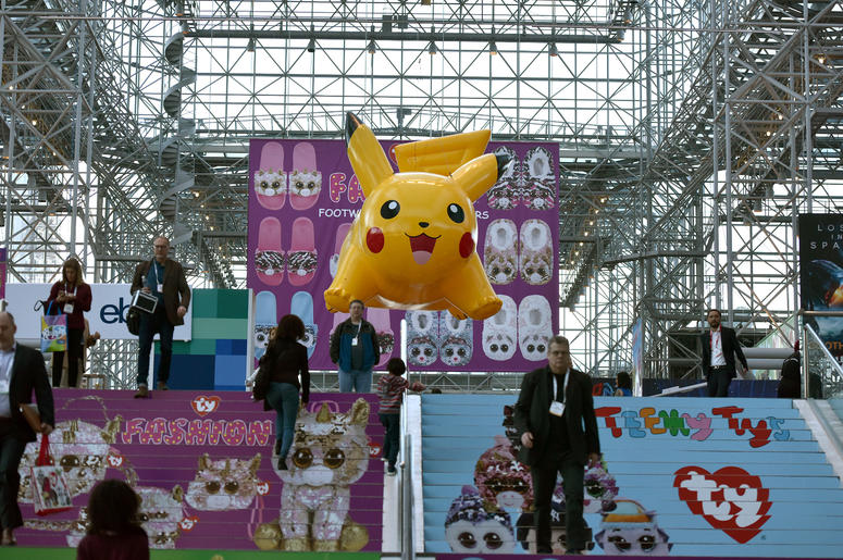 2019 Toy Fair New York