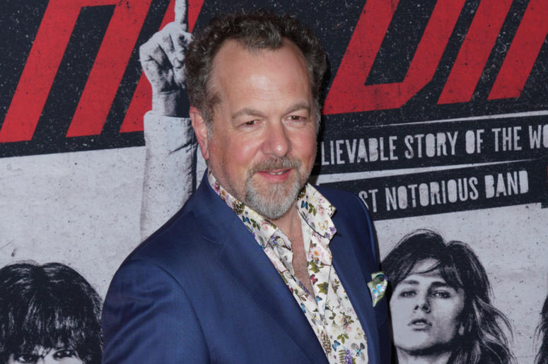 David Costabile at Los Angeles Premiere Of Netflix's 'The Dirt' held at The ArcLight Hollywood - Cinerama Dome on March 18, 2019 in Hollywood, CA