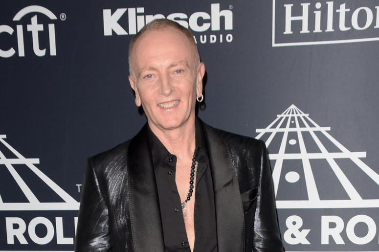 Phil Collen of Def Leppard attends the 2019 Rock & Roll Hall Of Fame Induction Ceremony at Barclays Center on March 29, 2019 in Brooklyn, New York.