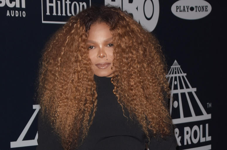 Janet Jackson attends the 2019 Rock & Roll Hall Of Fame Induction Ceremony at Barclays Center on March 29, 2019 in Brooklyn, New York.