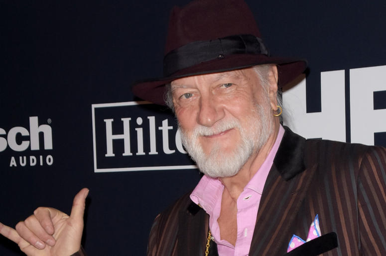Mick Fleetwood attends the 2019 Rock & Roll Hall Of Fame Induction Ceremony at Barclays Center on March 29, 2019 in Brooklyn, New York.