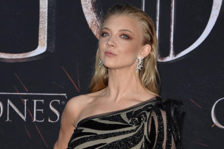 "Natalie Dormer attend HBO's ""Game of Thrones"" eight and final season premiere at Radio City Music Hall in New York, NY, April 3, 2019."