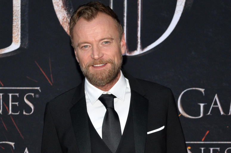 "Richard Dormer attends HBO's ""Game of Thrones"" eight and final season premiere at Radio City Music Hall in New York, NY, April 3, 2019."
