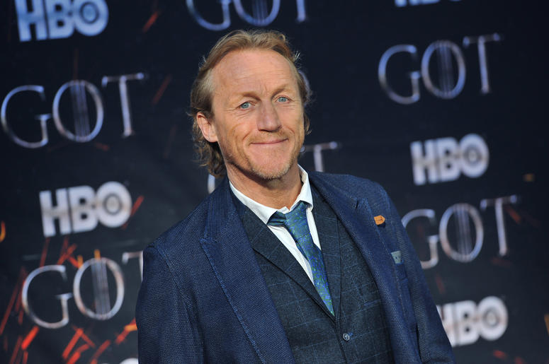 """Iain Glen attends HBO's """"Game of Thrones"""" eight and final season premiere at Radio City Music Hall in New York, NY, April 3, 2019."""