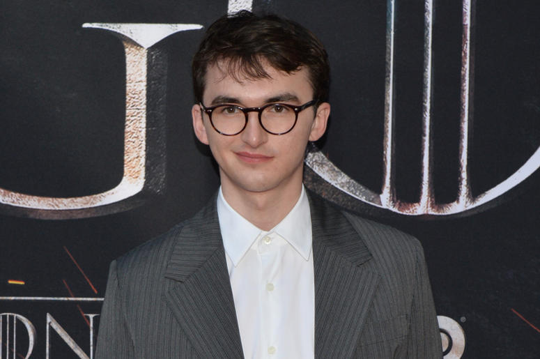 """Isaac Hempstead Wright attends HBO's """"Game of Thrones"""" eight and final season premiere at Radio City Music Hall in New York, NY, April 3, 2019."""