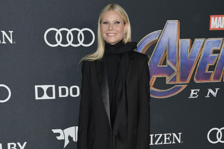 """Gwyneth Paltrow arrives at Marvel Studios' """"Avengers: Endgame"""" World Premiere held at the Los Angeles Convention Center in Los Angeles, CA on Monday, April 22, 2019."""