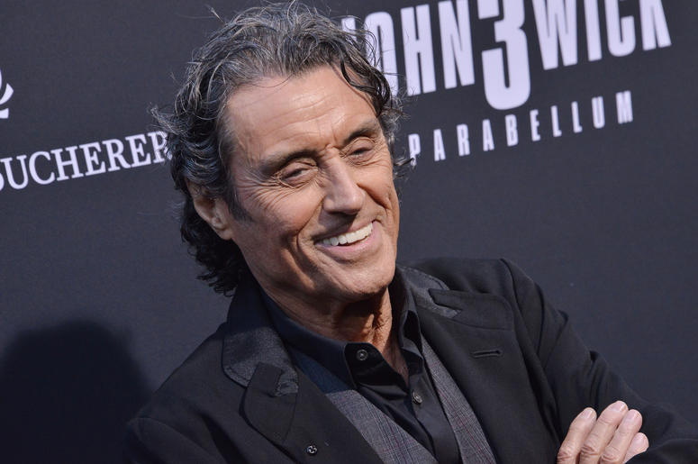 "Ian McShane arrives at Lionsgate's ""John Wick: Chapter 3 - Parabellum"" Los Angeles Special Screening held at the TCL Chinese Theater in Hollywood, CA on Wednesday, May 15, 2019."