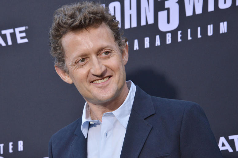 "Alex Winter arrives at Lionsgate's ""John Wick: Chapter 3 - Parabellum"" Los Angeles Special Screening held at the TCL Chinese Theater in Hollywood, CA on Wednesday, May 15, 2019."