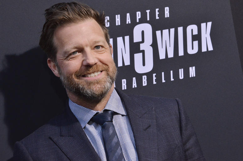 "David Leitch arrives at Lionsgate's ""John Wick: Chapter 3 - Parabellum"" Los Angeles Special Screening held at the TCL Chinese Theater in Hollywood, CA on Wednesday, May 15, 2019."