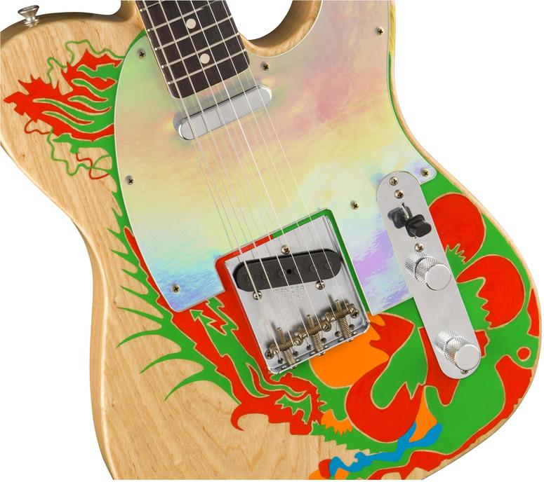 """Jimmy Page's """"Dragon"""" Telecaster"""