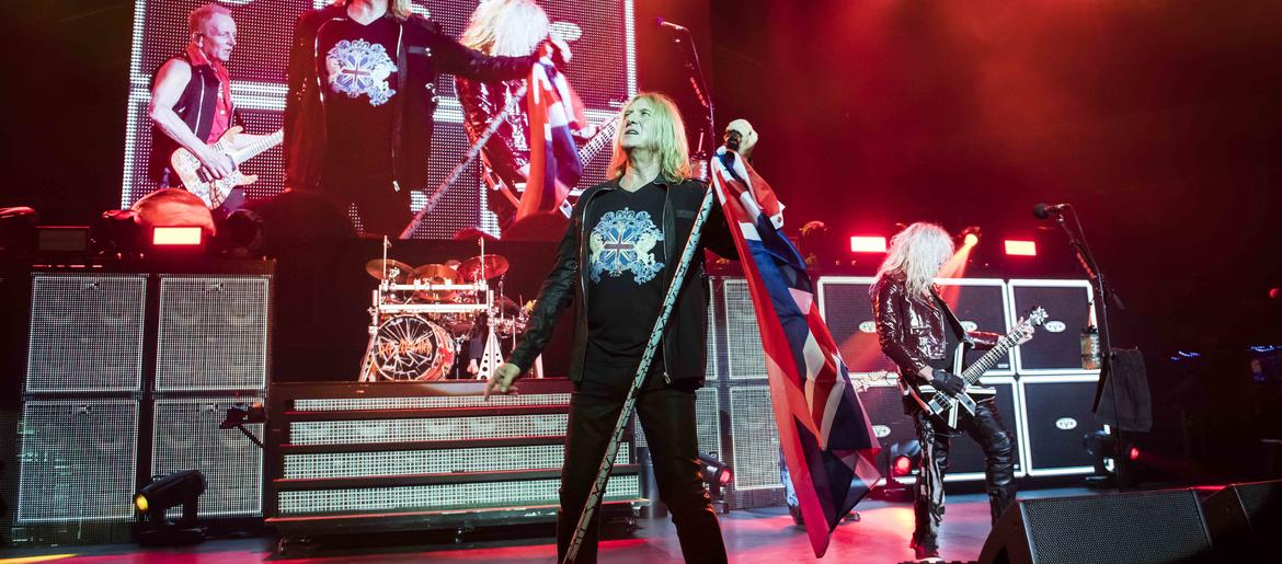 Def Leppard: 2018 WNCX Hall of Fame Inductee | 98 5 WNCX