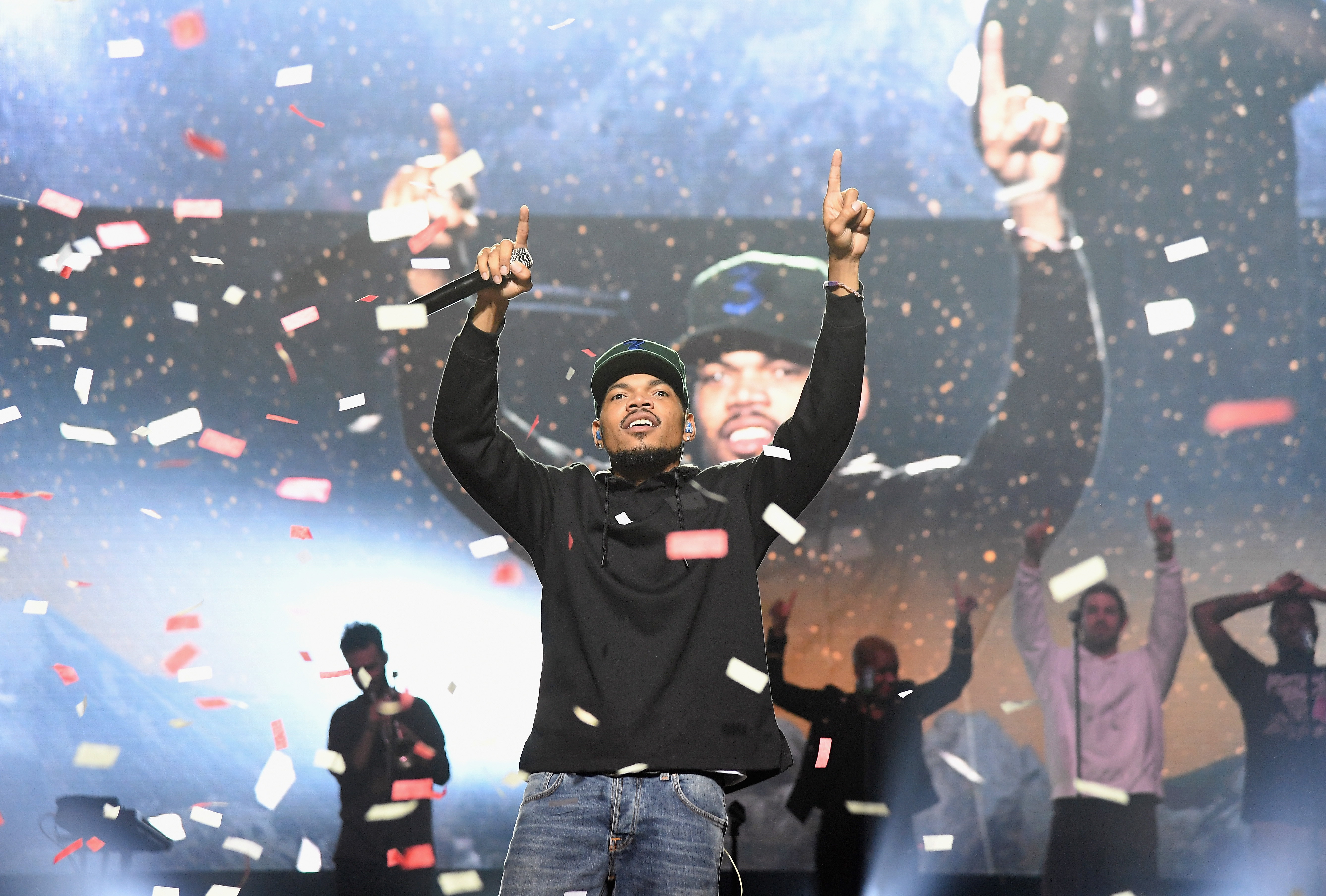 REVIEW: Chance The Rapper's 'The Big Day' | The All NEW 1027