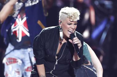 Singer P!nk