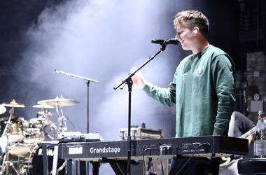 Charlie Puth at Holiday In New York